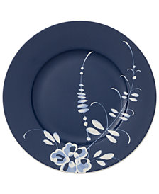 Villeroy & Boch Old Luxembourg Brindille Blue Salad Plate