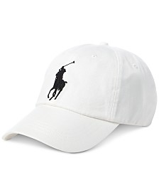 Polo Ralph Lauren Men s Big Pony Chino Sports Hat 2f3fc055210