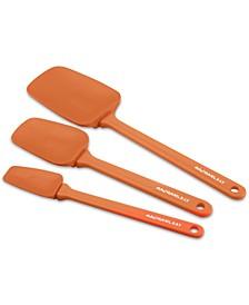 Tools & Gadgets 3-Piece Silicone Spoonula Set