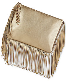 Receive a Complimentary fringe bag with any large spray purchase from the Britney Spears fragrance collection