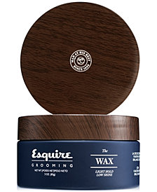 Esquire Grooming The Wax, 3-oz.