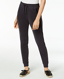 Free People Drawstring-Waist Jogger Pants
