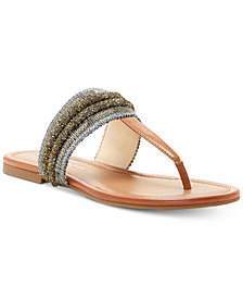 Jessica Simpson Kina T-Strap Thong Sandals
