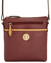 Red Messenger Bags and Crossbody Bags - Macy s c92251e017093