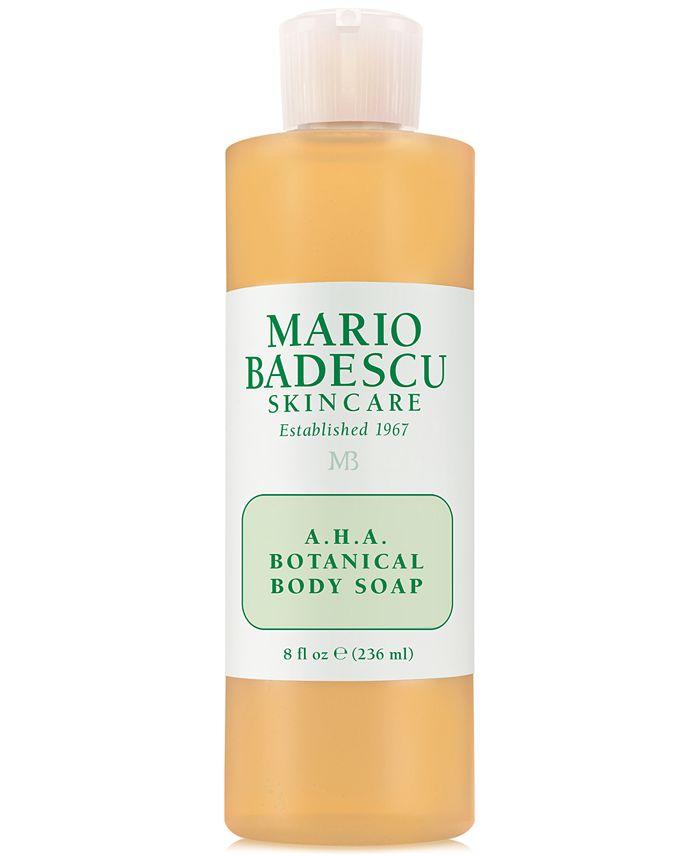 Mario Badescu - A.H.A. Botanical Body Soap, 8-oz.