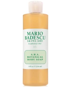 Mario Badescu A.h.a. Botanical Body Soap, 8-oz.