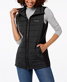 Place to Place? Wicking Vest