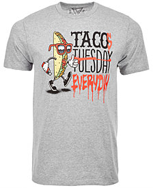 Taco Tuesday Men's T-Shirt by Univibe