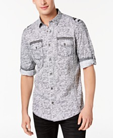 I.N.C. Men's Rumi Shirt, Created for Macy's
