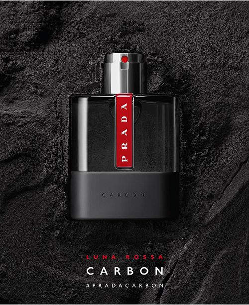 Prada Men s Luna Rossa Carbon Bear Collector, 5.1-oz. - All Perfume ... 33653f21fd