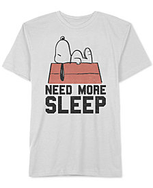 Hybrid Men's Need More Sleep T-Shirt