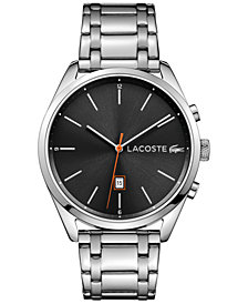 Lacoste Men's San Diego Stainless Steel Bracelet Watch 44mm