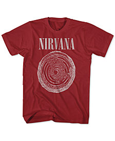 New World Men's Nirvana T-Shirt