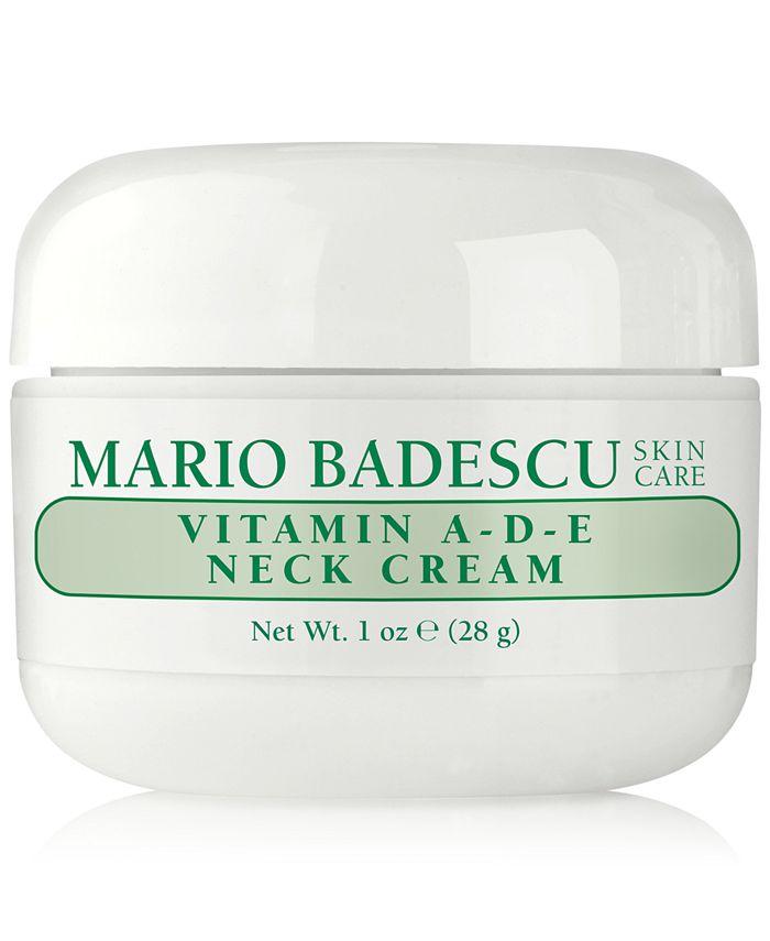 Mario Badescu - Vitamin A-D-E Neck Cream, 1-oz.