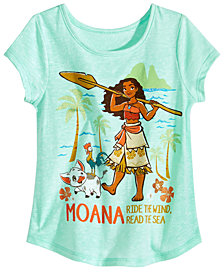 Disney Toddler Girls Moana T-Shirt