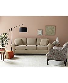 Medland Fabric Sofa Collection, Created for Macy's