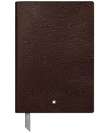 Fine Stationery Tobacco Lined Notebook