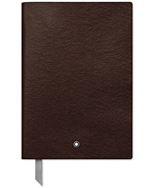 Montblanc Fine Stationery Tobacco Lined Notebook
