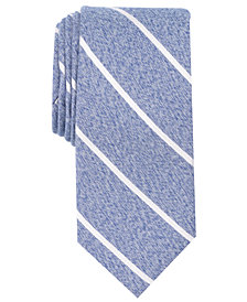 Perry Ellis Men's Ohley Stripe Slim Tie