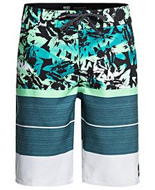 """Quiksilver Men's Slab Island 21"""" Board Shorts"""