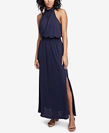 RACHEL Rachel Roy Blouson Maxi Dress, Created for Macy's