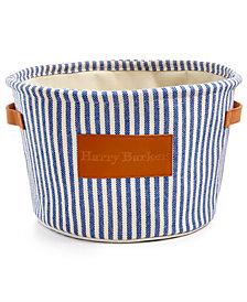 Harry Barker Vintage Stripe Toy Bin