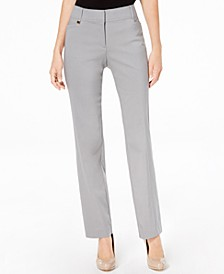 Regular and Short Length Curvy-Fit Slim-Leg Pants, Created for Macy's