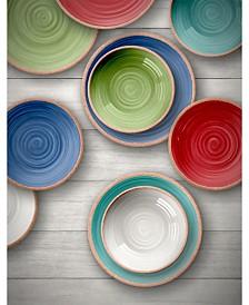 TarHong Rustic Swirl Dinnerware Collection