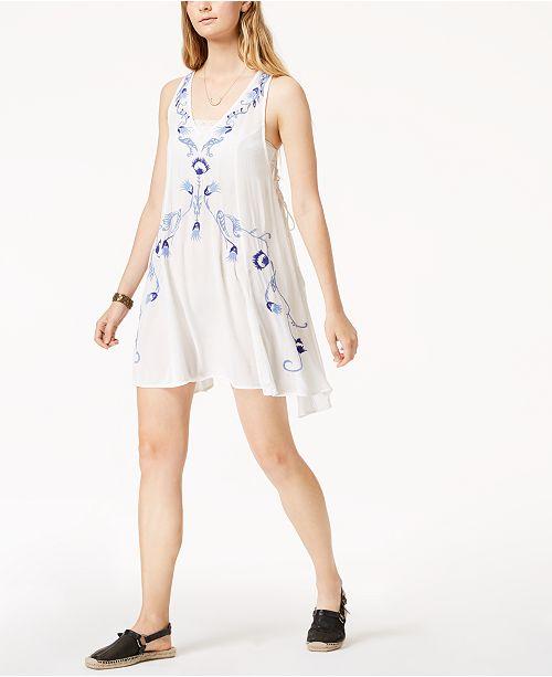 e99d050c87cf Free People Adelaide Festival Slip Dress & Reviews - Dresses - Women ...