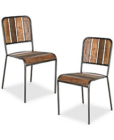 Renu Dining Chairs (Set Of 2), Quick Ship