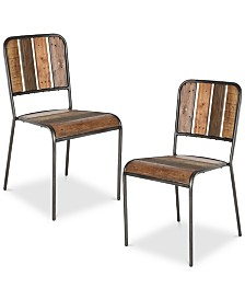 Reese Dining Chairs (Set Of 2), Quick Ship