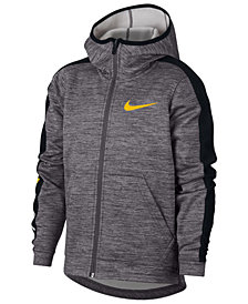 Nike Big Boys Therma Elite Zip-Up Hoodie