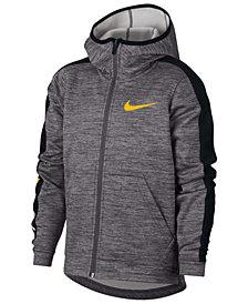 Nike Big Boys Therma Elite Zip-Up Hoodie