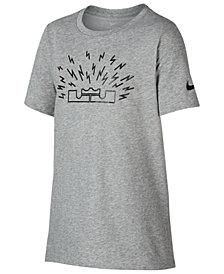 Nike Dry LeBron Graphic-Print T-Shirt, Big Boys