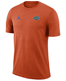 Nike Men's Florida Gators Dri-Fit Coaches T-Shirt