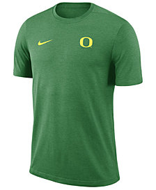 Nike Men's Oregon Ducks Dri-Fit Coaches T-Shirt