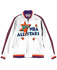 Mitchell & Ness Men's NBA All Star 1995 Warm Up Jacket