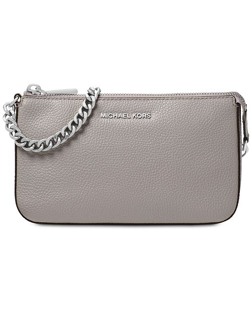 020ac0f2c9b366 Michael Kors Medium Chain Clutch & Reviews - Handbags & Accessories ...