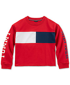 Tommy Hilfiger Big Girls Sweatshirt