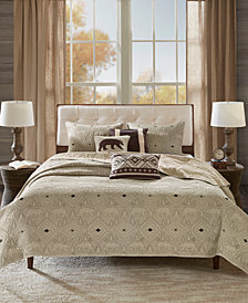 Madison Park Adirondack 6-Pc. Coverlet Sets