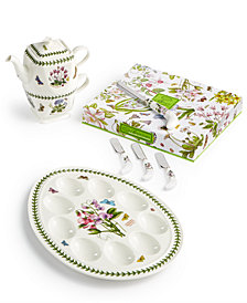 Portmeirion Dinnerware, Botanic Garden Gift Collection, Created for Macy's