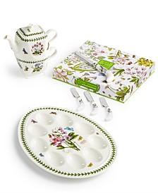 Portmeirion Dinnerware, Botanic Garden Gift Collection, Created for Macy's