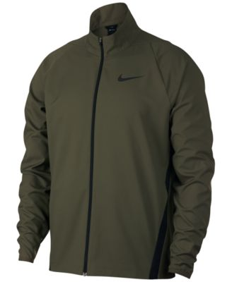 Men's Dry Woven Training Jacket