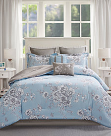 Madison Park Diana 8-Pc. King Comforter Set