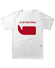 G-Star RAW Men's Graphic-Print T-Shirt