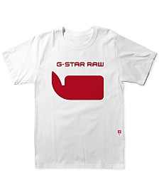 G-Star RAW Men's Graphic-Print T-Shirt