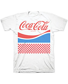Freeze 24-7 Men's Coca Cola Graphic T-Shirt