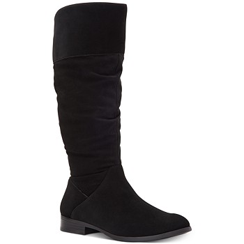 Style & Co Kelimae Scrunched Unisex Boots