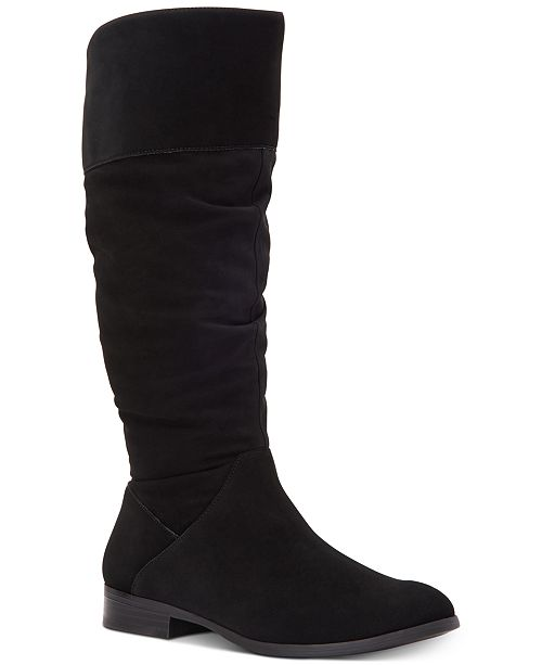 e1613ba60f6 Style   Co Kelimae Scrunched Boots