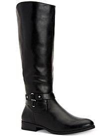 Kindell Wide-Calf Tall Boots, Created For Macy's